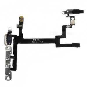 iPhone 5G SWITCH ON OFF FLEX WITH METAL BRACKET
