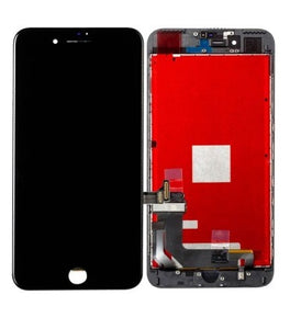 IPHONE 8PLUS LCD SCREEN BLACK (AFTERMARKET AAA)