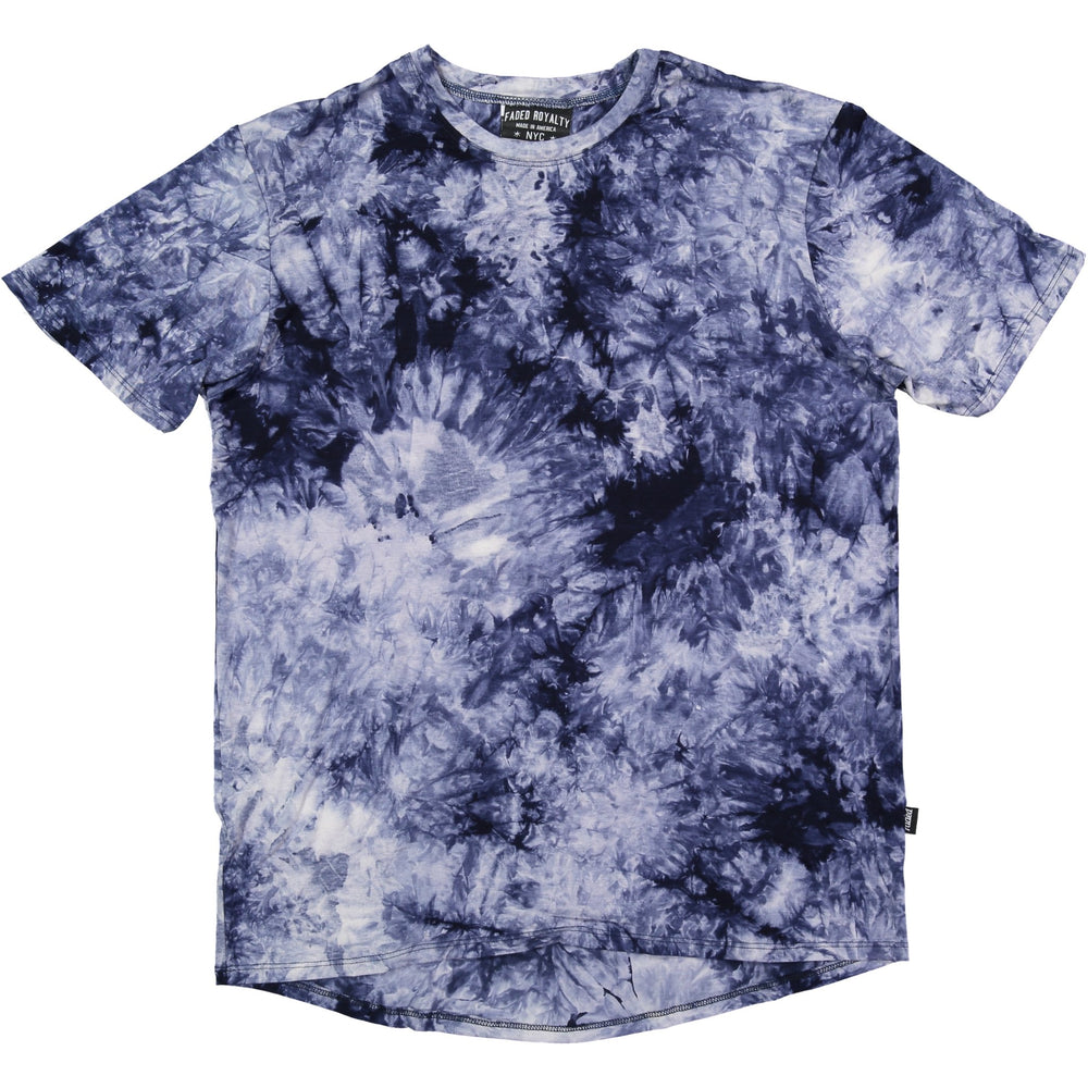 Signature T-Shirt T-SHIRTS FADED ROYALTY