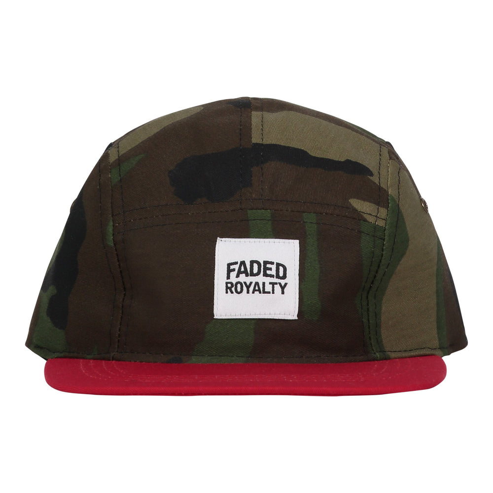 Camper Hat HATS FADED ROYALTY