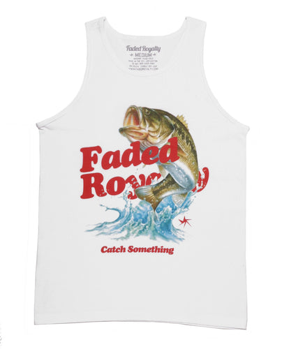 CATCH SOMETHING TANK TOP