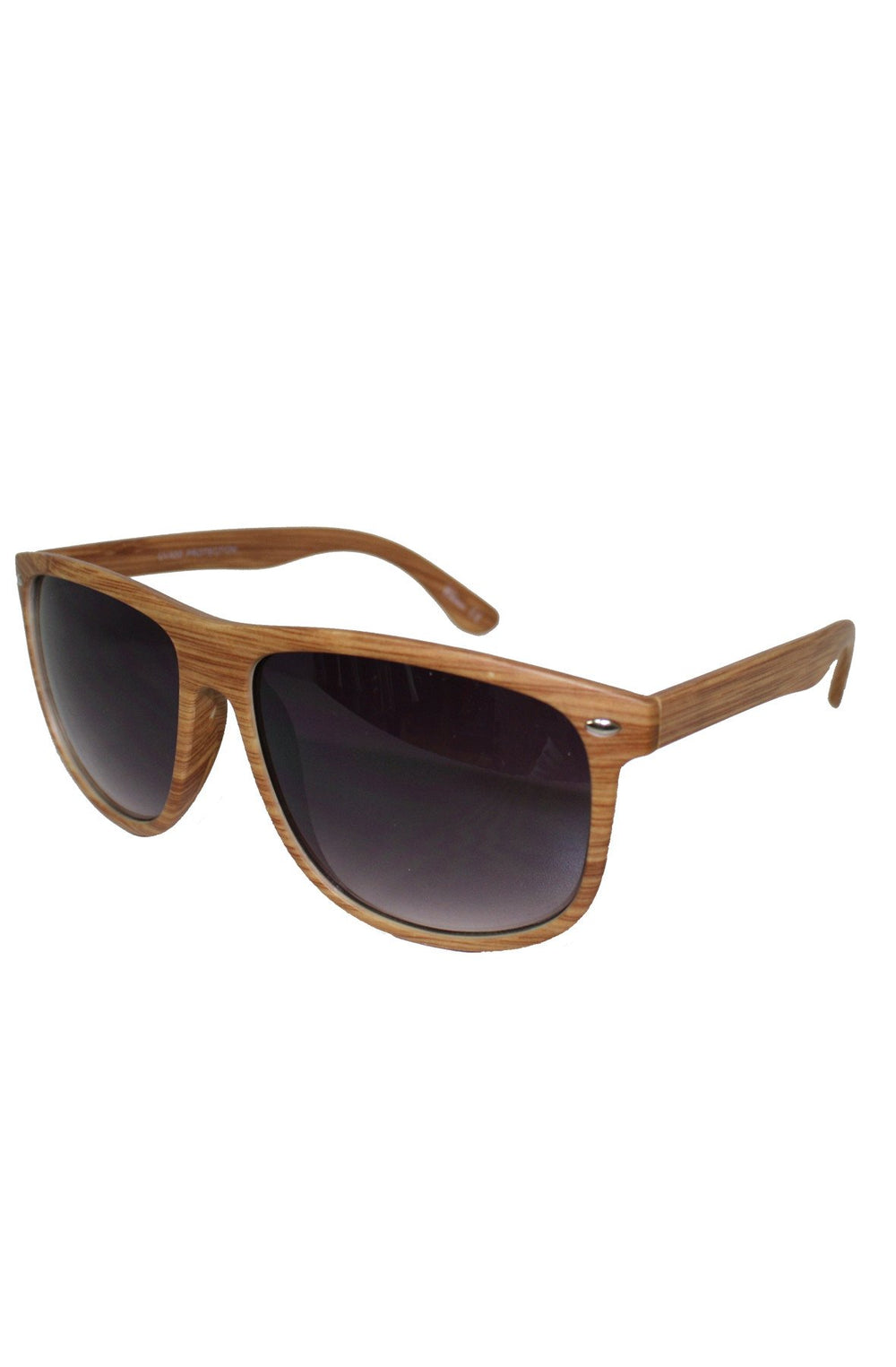Standard Wood SUNGLASSES FADED ROYALTY