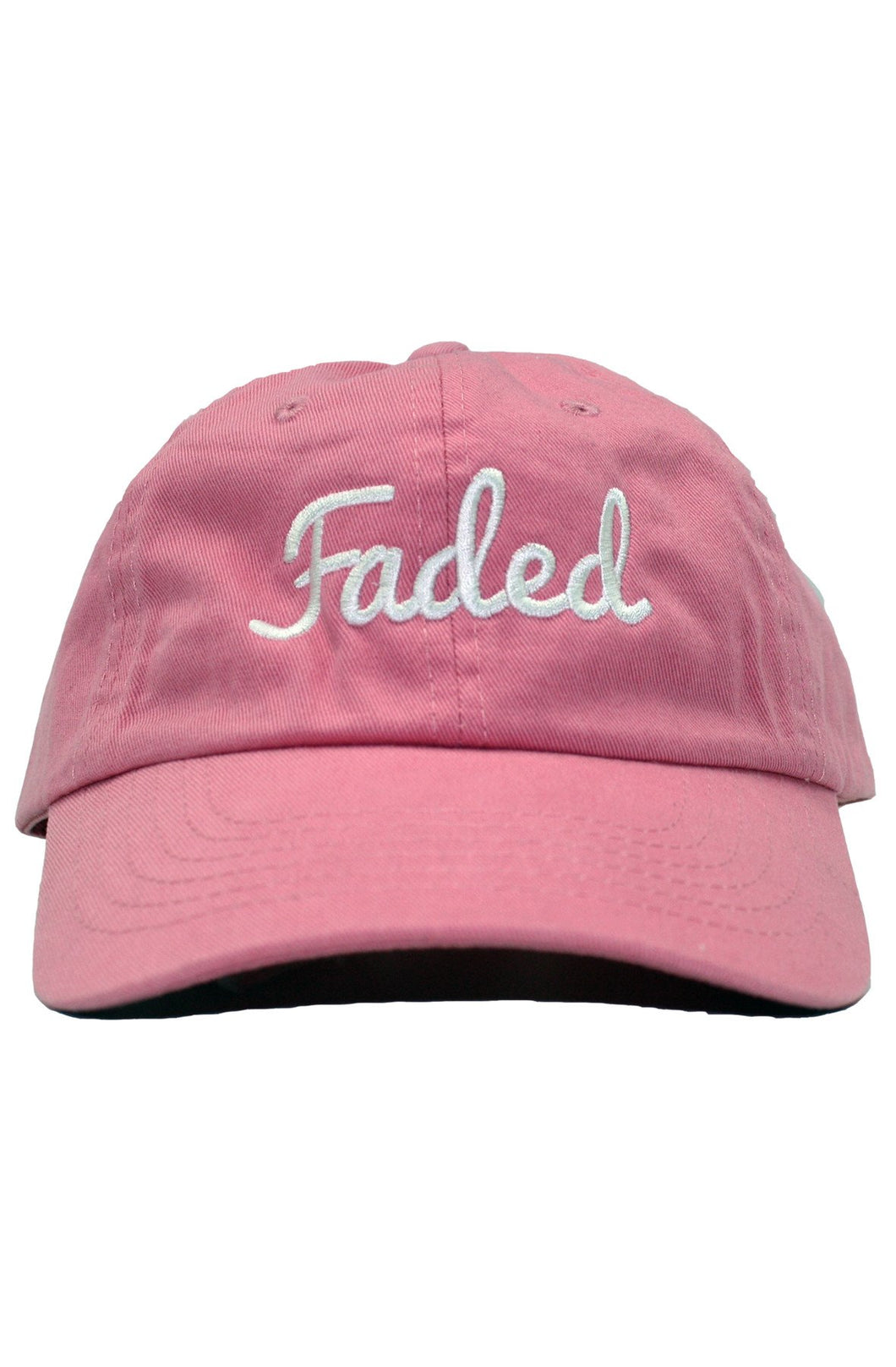 FADED SCRIPT DAD HAT