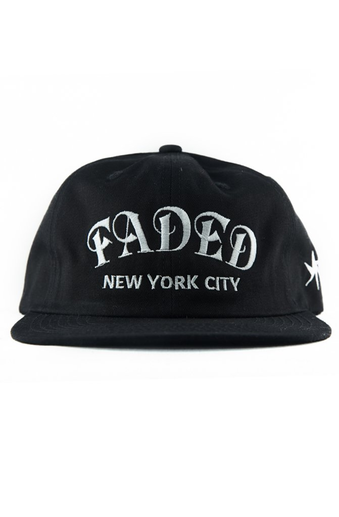 Unconstructed 6 Panel – FADED ROYALTY 61fc7a6230c