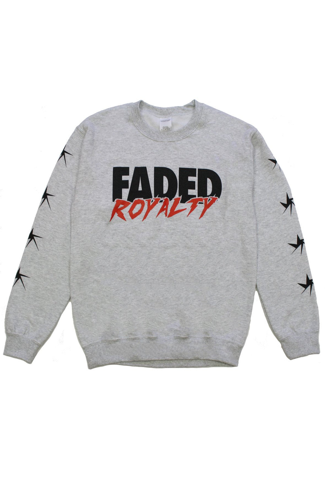 FADED ELECTRIC CREWNECK