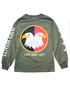 LAST ONE LEFT LONG SLEEVE