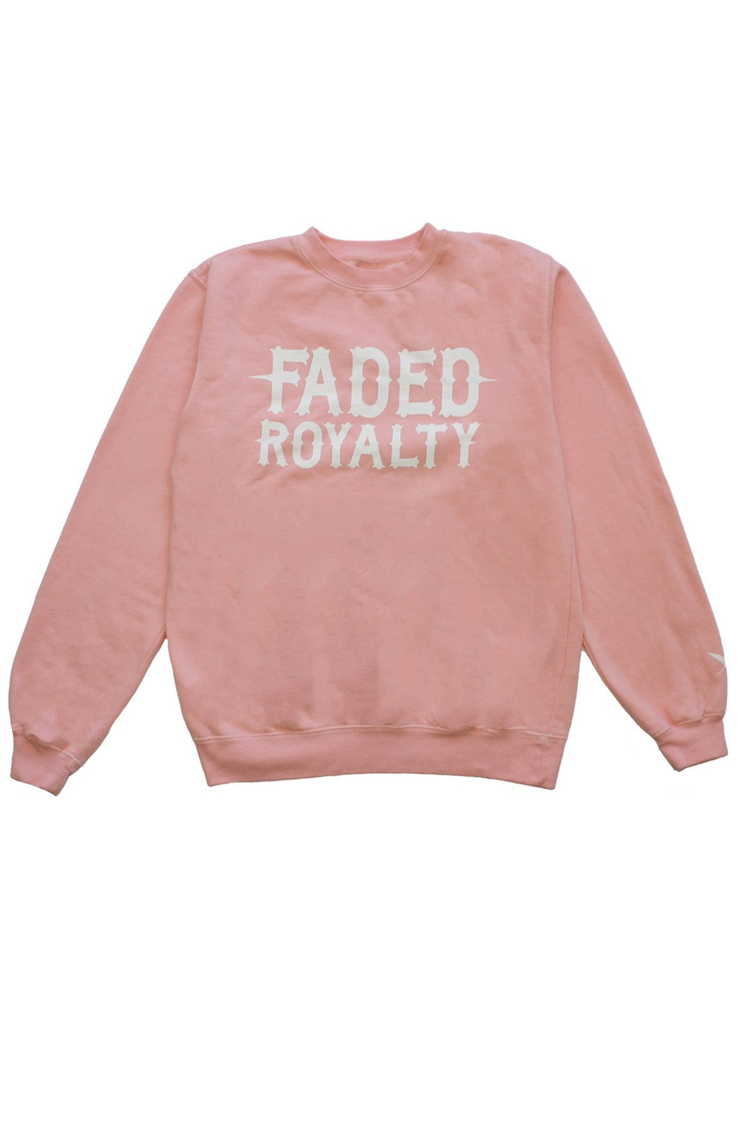 ALL POINTS PINK CREWNECK