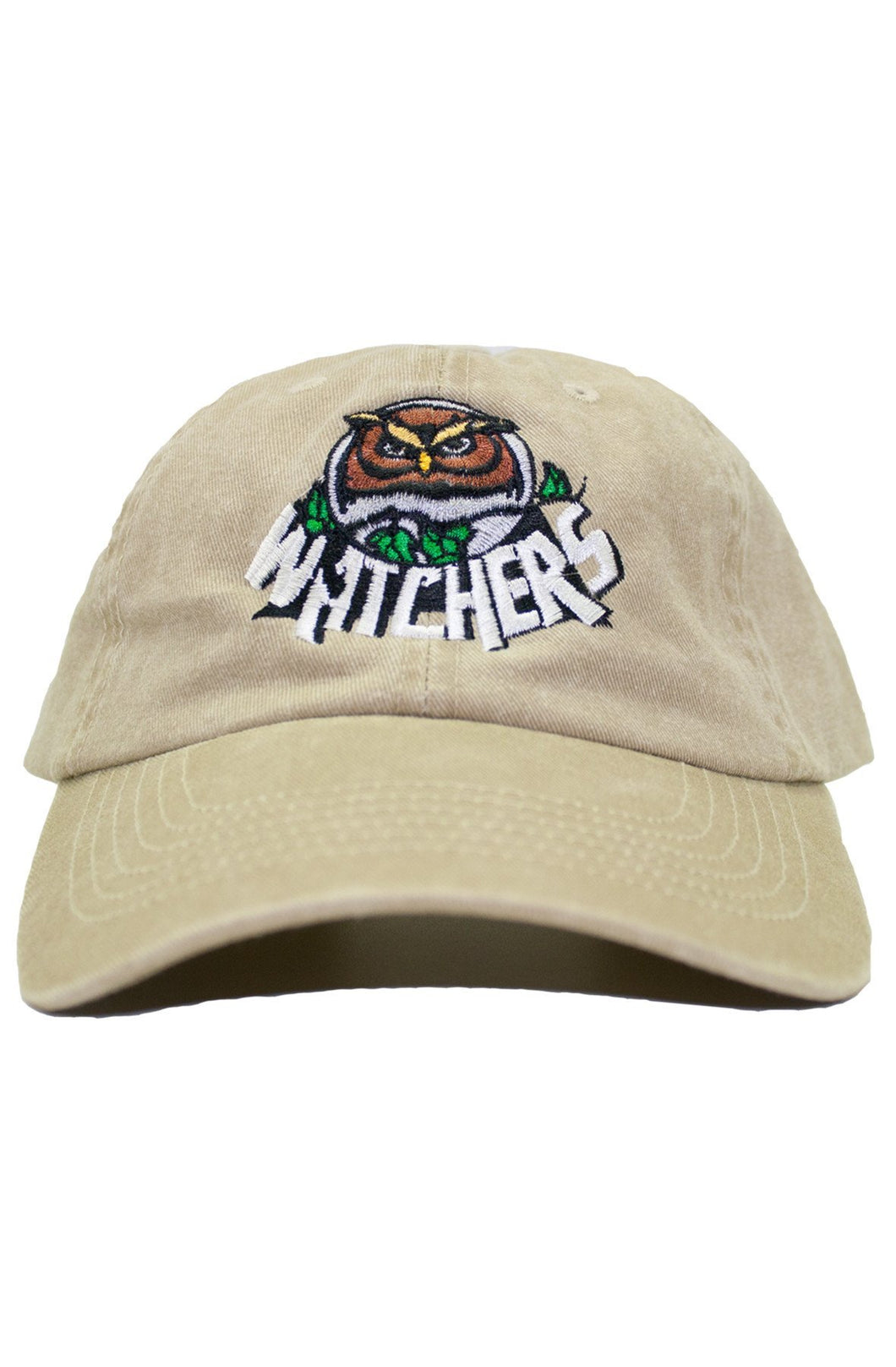 WATCHERS KHAKI DAD HAT