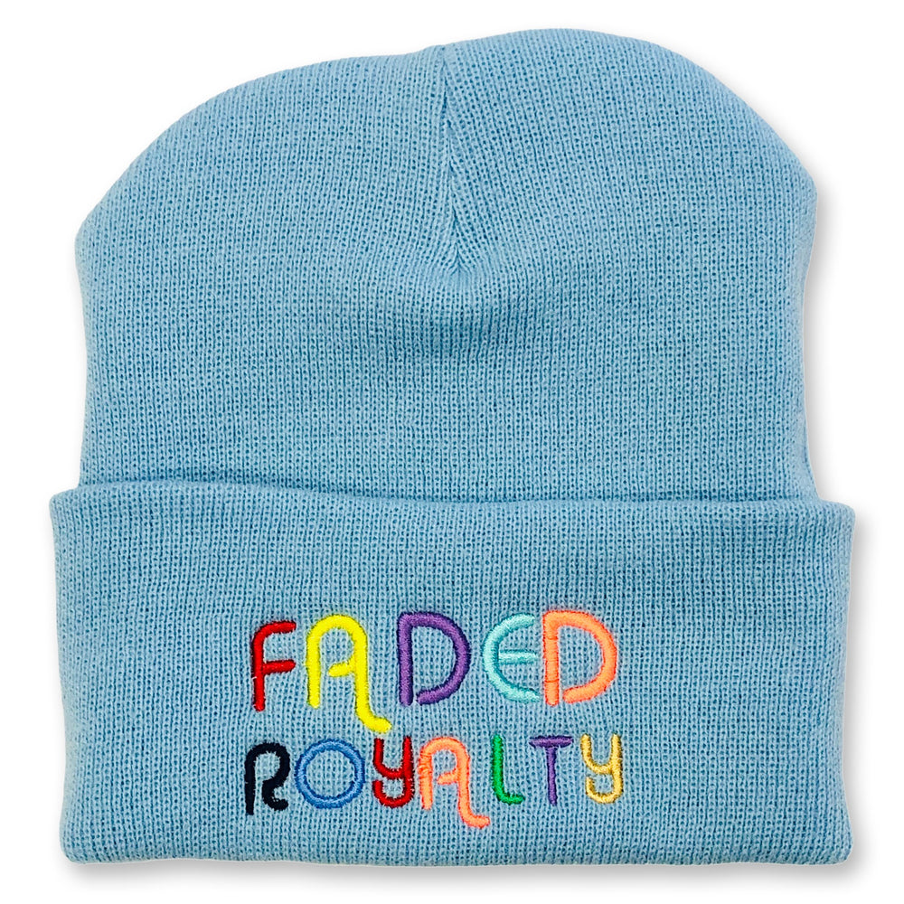 Beanie BEANIE FADED ROYALTY