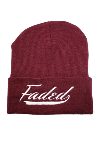 FADED TAIL BEANIE