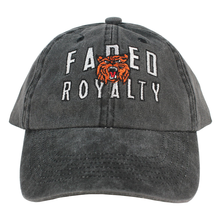 6 Panel Hat HATS FADED ROYALTY