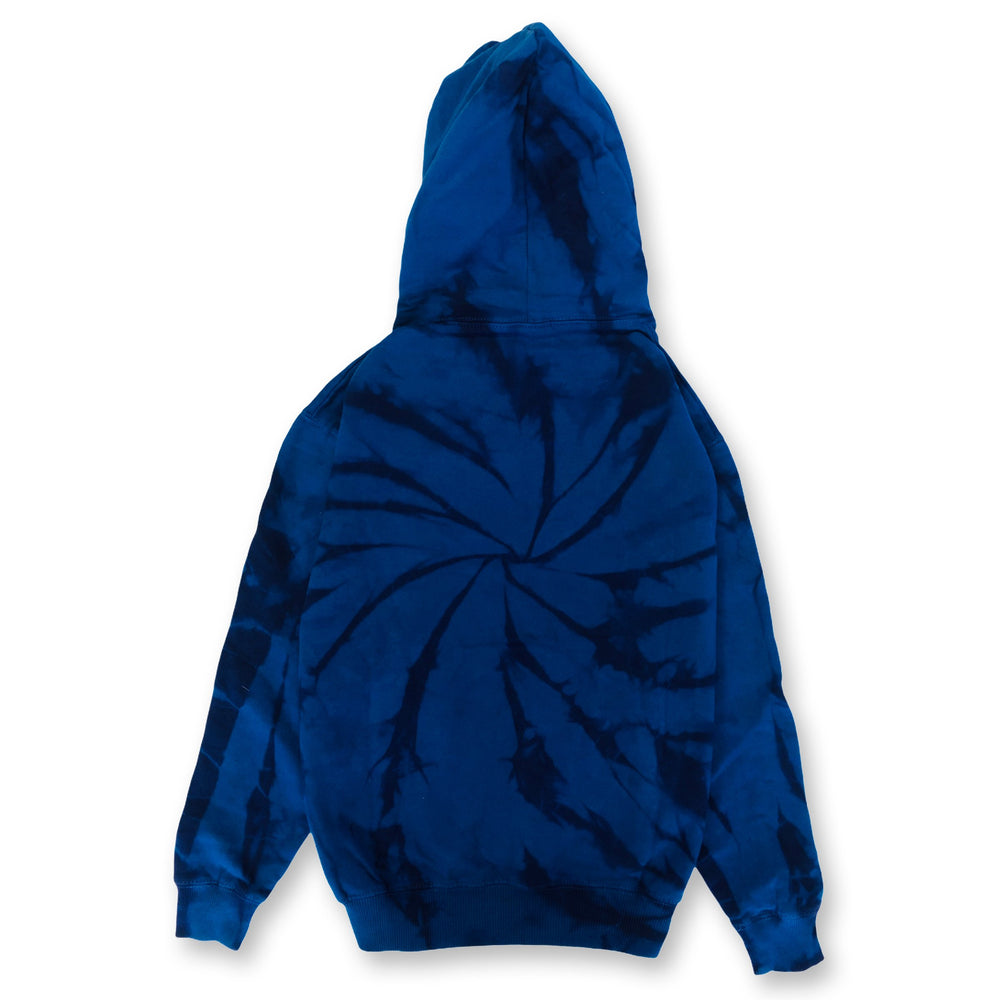 Tie Dye Pullover PULLOVER FADED ROYALTY