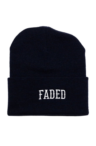 ARCH FADED BEANIE