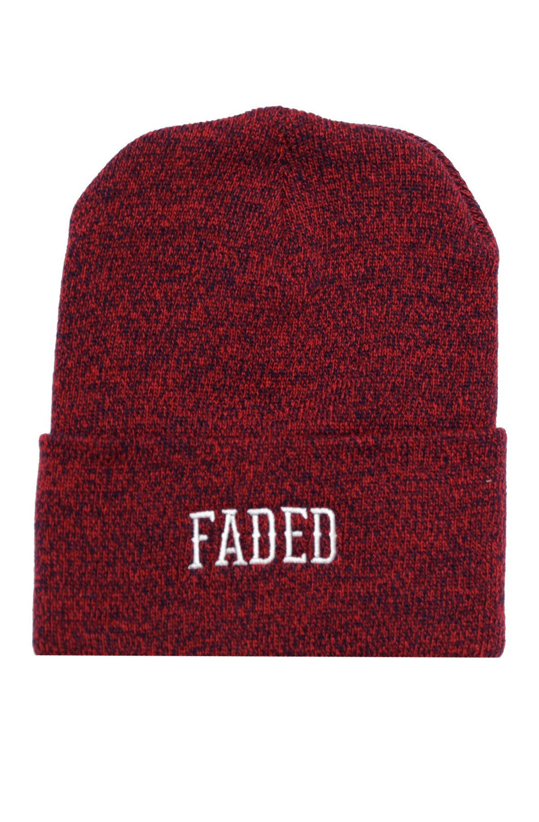 FADED MARBLE BEANIE