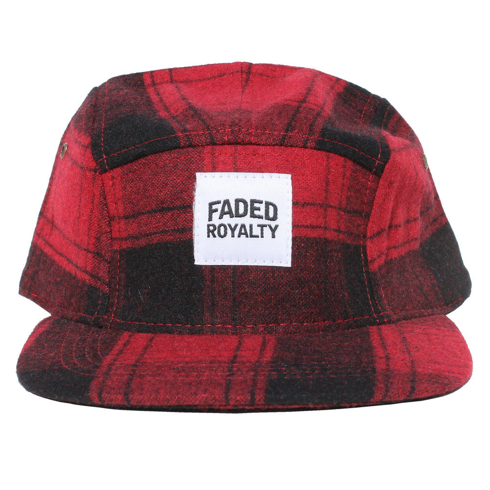 5 Panel Hat HATS FADED ROYALTY