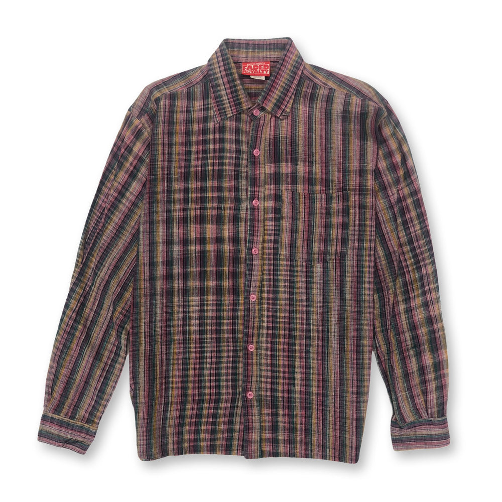 Vintage Flannel FLANNEL FADED ROYALTY