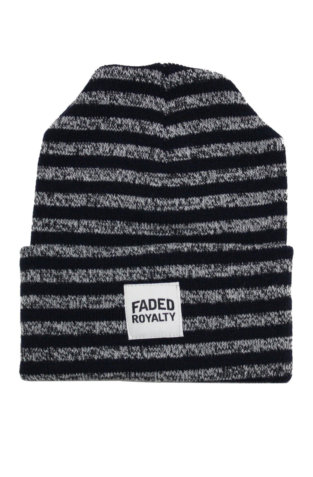 Woven Label Beanie