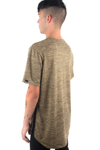 Side Slit T-shirt
