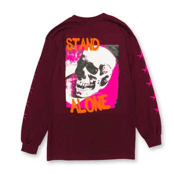 Long Sleeve T-Shirt LONG SLEEVE TSHIRT FADED ROYALTY