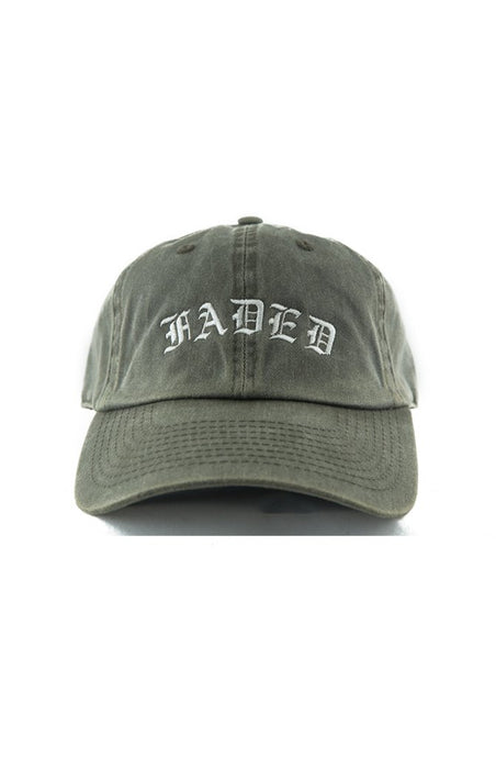 Denim Washed Dad Hat