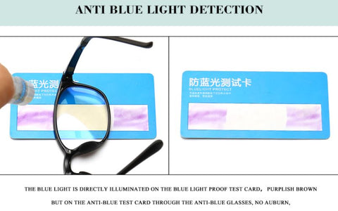Blue Light Blocking Glasses, Computer Glasses, Blue Light Filter