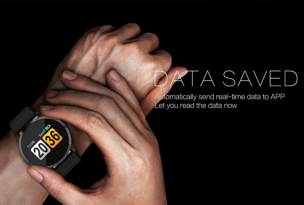ThinkBand™ Touch Screen Smart Watch - CartUp.com