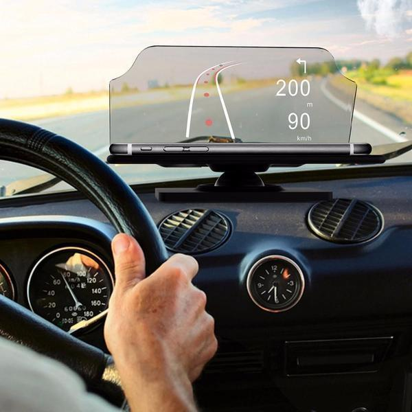 Car Heads Up Display - CartUp.com