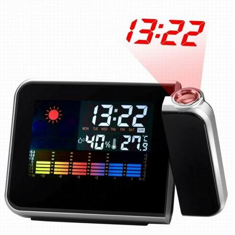 Projector Alarm Clock