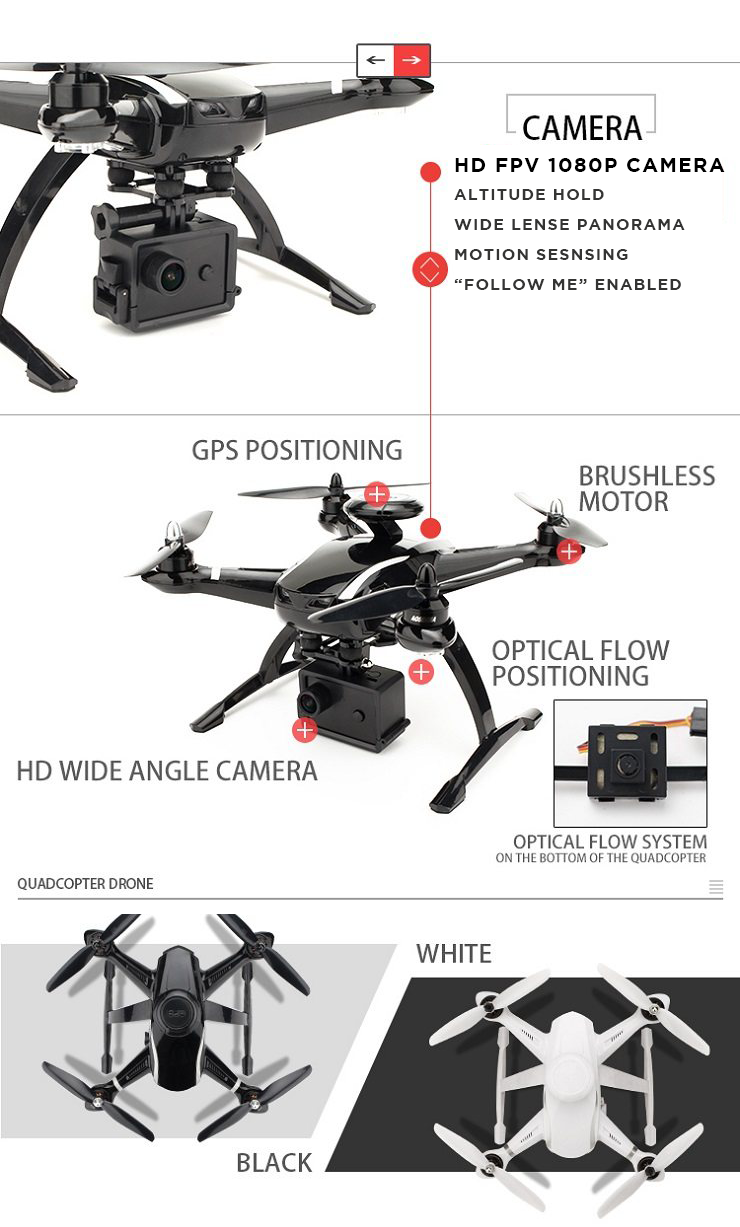 Dragonfly Fpv Racing Drone Quadcopter with 1080p HD Camera - CartUp.com