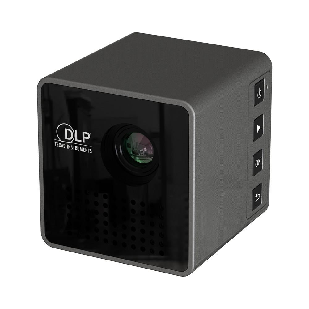 HD Portable Mini DLP Projector