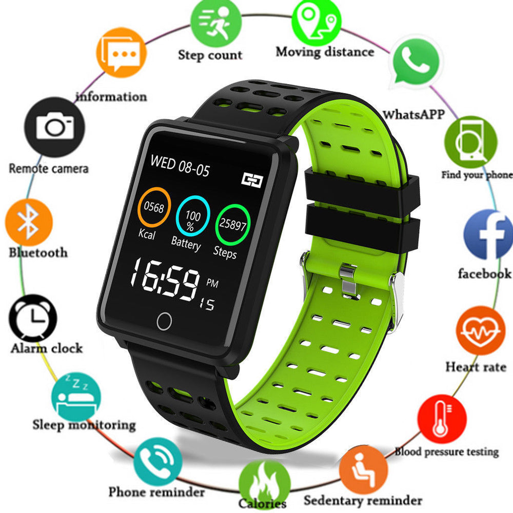 ThinkBand™ Sport Smooth Smart Watch