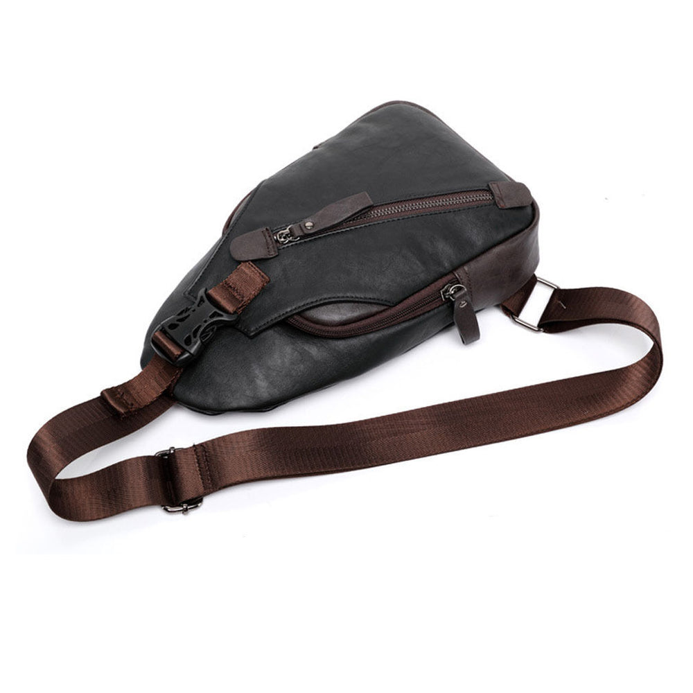 Thinkpac Leather Chest Bag - CartUp.com