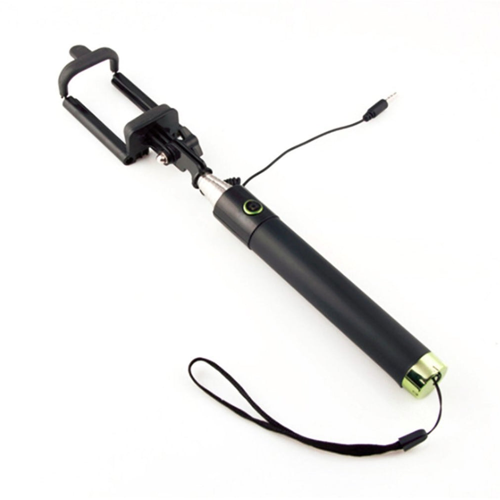 ThinkZoom™ Extendable Mini Wired Selfie Stick