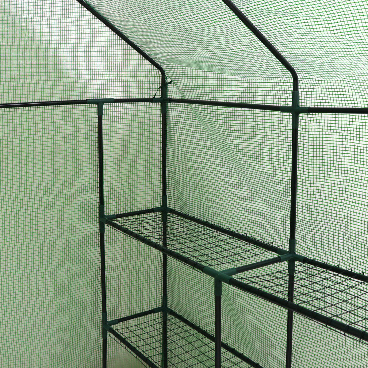 Large Walk-in Plant Greenhouse - CartUp.com