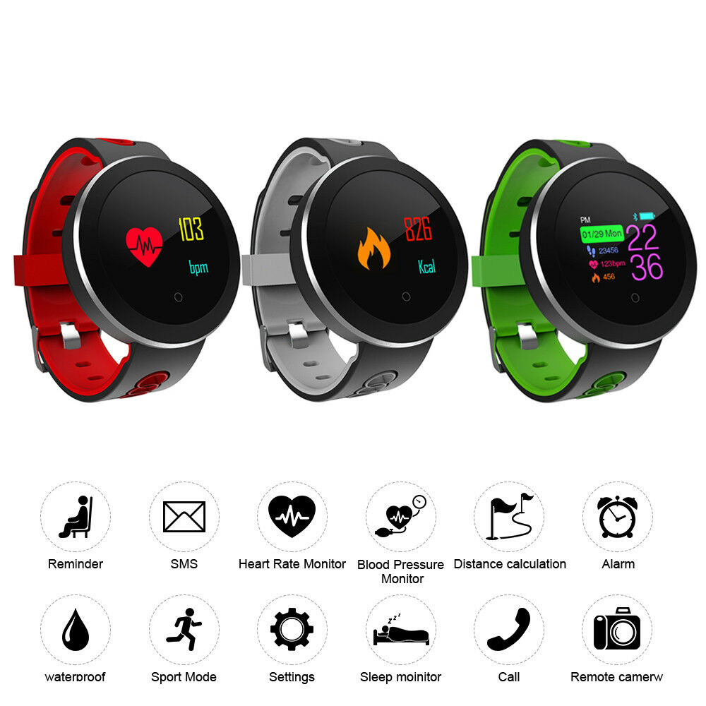 ThinkBand™ Sleek Stepper Smart Watch