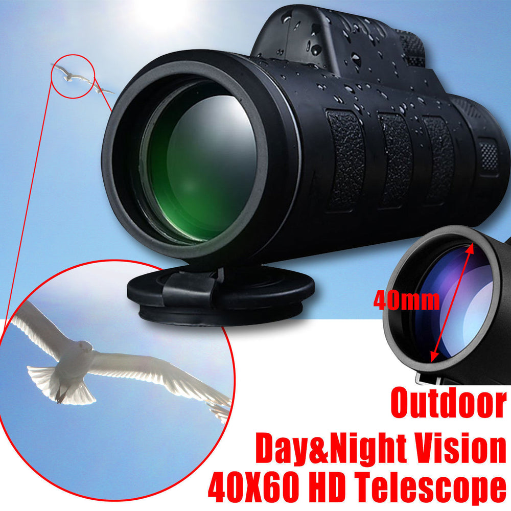ThinkZoom™ 40x Zoom Telephoto HD Camera Lens for iPhone, Samsung and Android Smartphones - CartUp.com