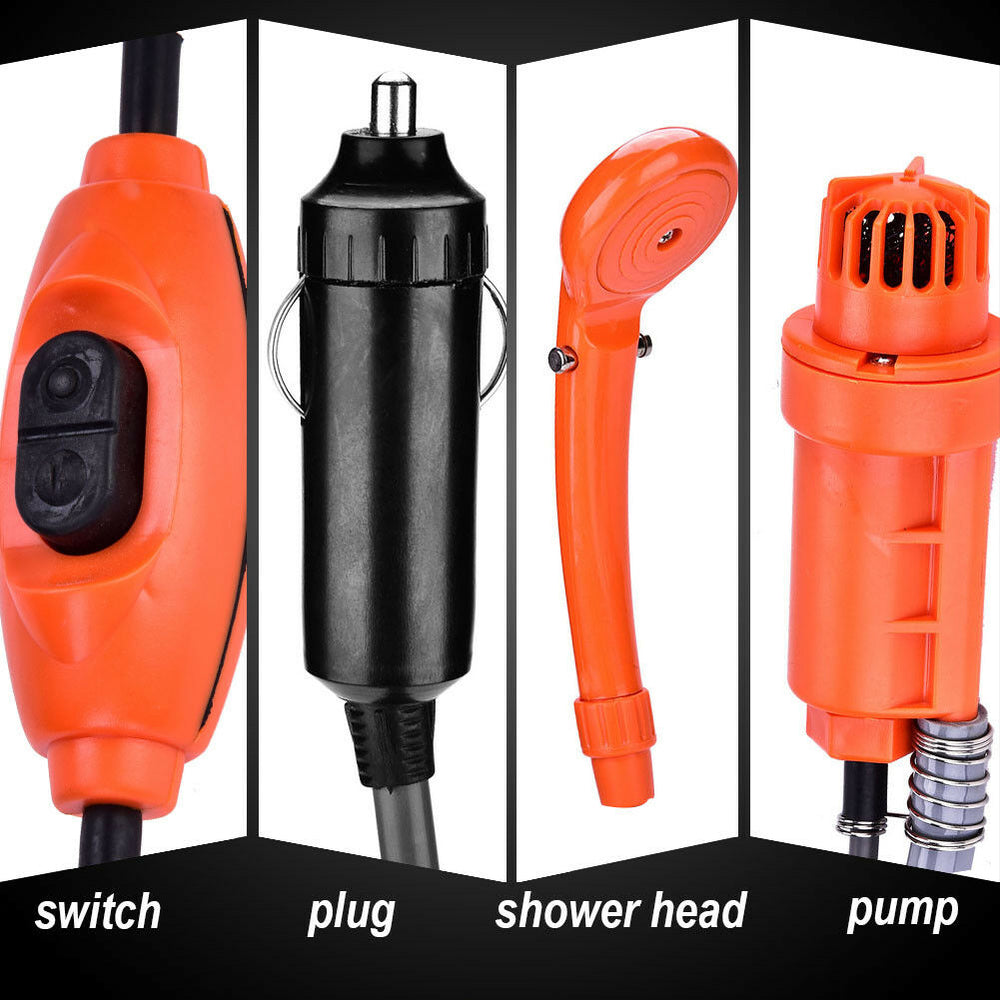 Portable Camping Shower - CartUp.com