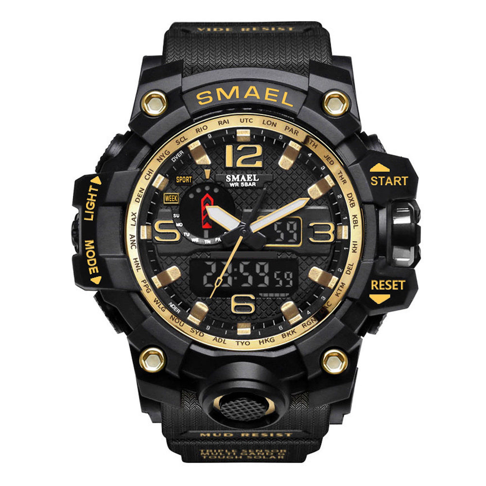 SMX Patriot Model Military Quartz Sports Watch - CartUp.com