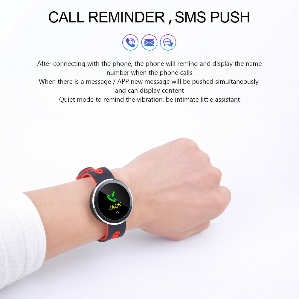 ThinkBand™ Sleek Stepper Smart Watch - CartUp.com