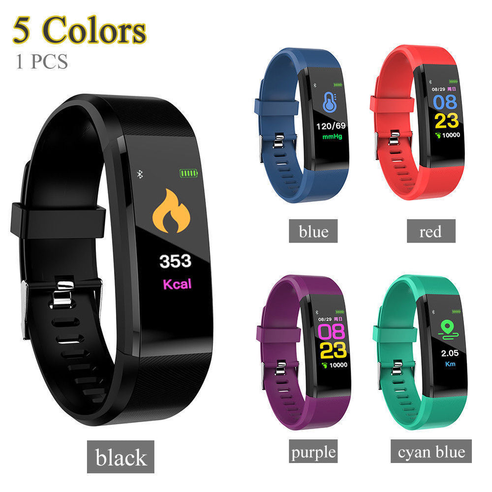 ThinkBand™ Fitness Tracker Smart Watch Pro - CartUp.com
