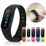 ThinkBand™ Intelligence Slim Smart Wristband Watch