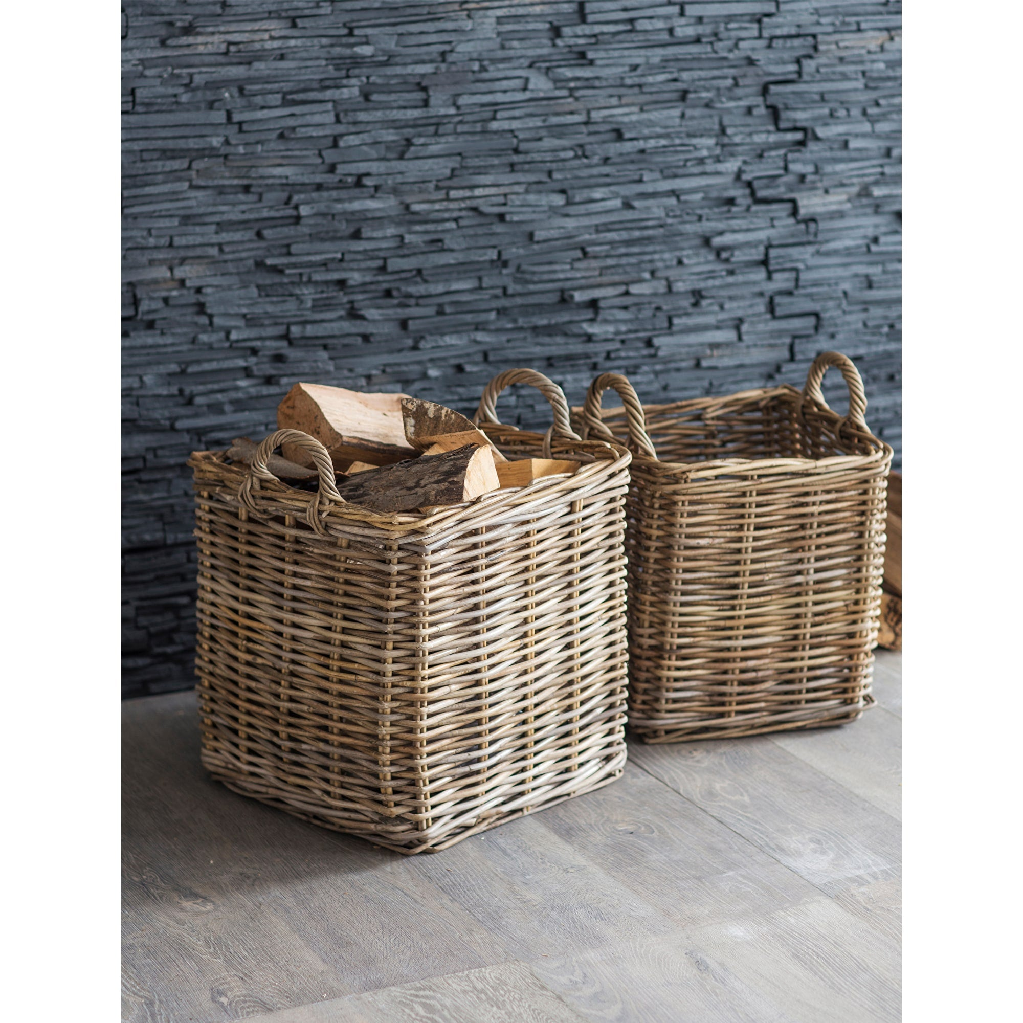 Log Basket - Large