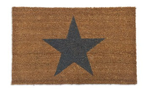 Star Doormat, Small - Coir