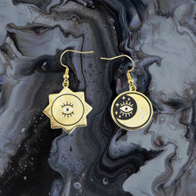 From Dusk till Dawn Earrings