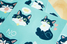 Orion the Cat Sticker Pack