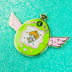 Sailor Jupiter Pet Enamel Pin