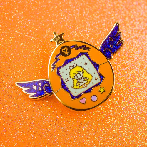 Sailor Venus Pet Enamel Pin