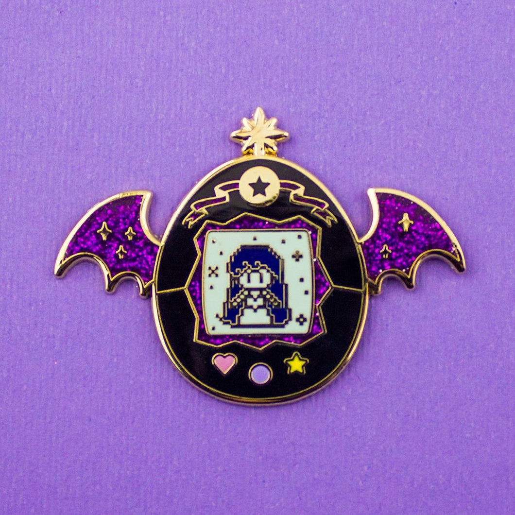 Mistress 9 Pet Enamel Pin
