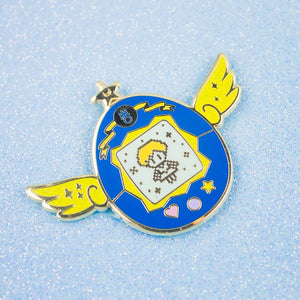 Sailor Uranus Pet Enamel Pin
