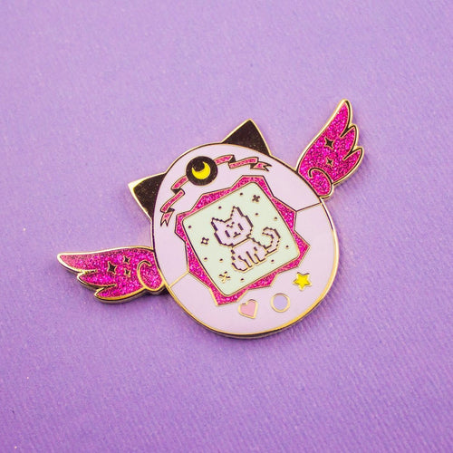 Diana Pet Enamel Pin